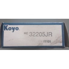 Vòng bi KOYO 32205-KOYO, bạc đạn KOYO 32205-KOYO