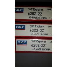 Vòng bi SKF 6202ZZ-SKF, bạc đạn SKF 6202ZZ-SKF