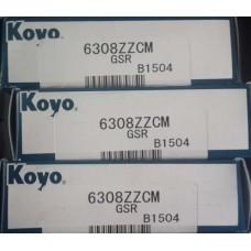 Vòng bi KOYO 6308-KOYO, bạc đạn KOYO 6308-KOYO