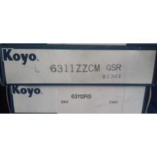 Vòng bi KOYO 6311ZZ-KOYO, bạc đạn KOYO 6311ZZ-KOYO