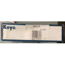 Vòng bi KOYO NU314-KOYO, bạc đạn KOYO NU314-KOYO