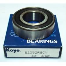 Vòng bi koyo 6205-2rs, bạc đạn koyo 6205-2rs